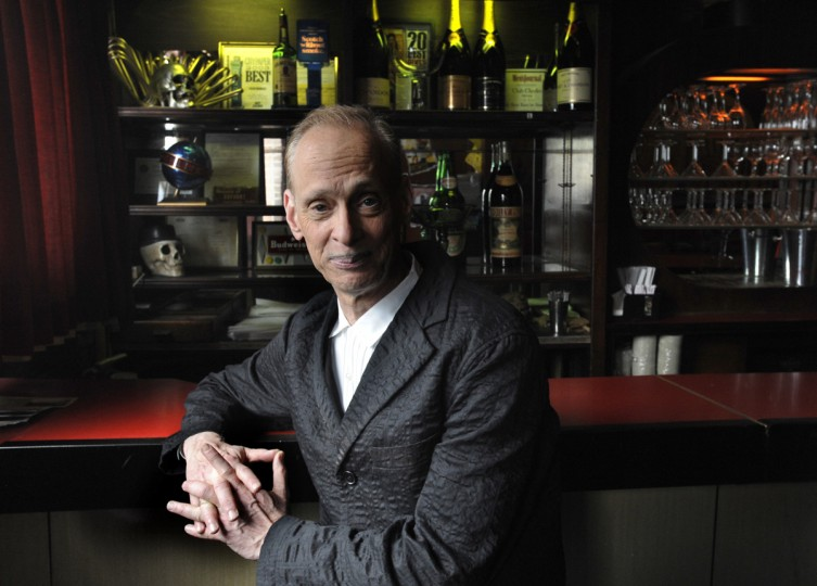 John Waters: Filmmaker. Born in Baltimore, Waters became known in the 1970s for his trashy cult films. His film Hairspray was adapted into a hit Broadway musical. (Jed Kirschbaum/Baltimore Sun)
