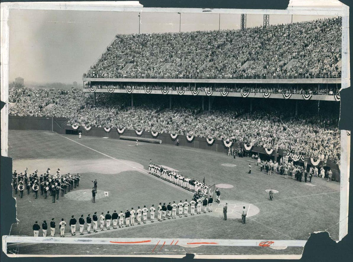 Orioles Opening Day photos from years past
