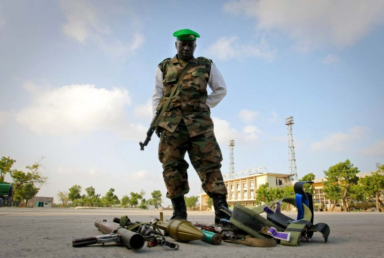 REGIONS IN AFRICA — Recent reports indicate that a surge in Islamist violence has shifted to Africa in countries like Somalia, Nigeria, and Mali, where several militant groups have allied themselves with al-Qaida and adopted radical Islamic ideologies. These groups include the Al-Shabaab, Al-Qaida in the Islamic Maghreb, and Boko Haram, which have all publicly voiced their intention to target Westerners, including the United States, and disrupt peace-keeping efforts in countries where they are based. (Stuart Price/AFP/Getty Images)