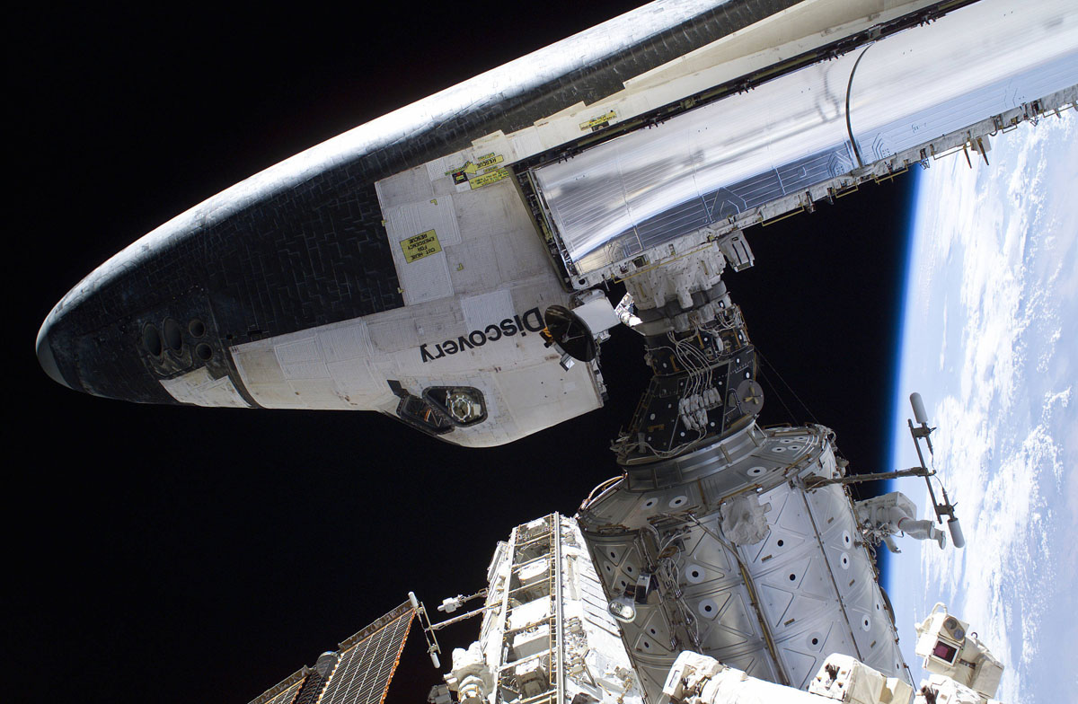 space shuttle discovery missions - photo #40