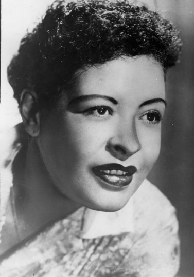 "Billie Holiday: Jazz singer. Holiday was born Eleanora Fagan Gough on April 15, 1915 in Philadelphia and grew up Baltimore. One of her most well-known and beloved albums is ""Lady Sings the Blues."" The legendary jazz vocalist was inducted into the Rock and Roll Hall of Fame in 2000. (Baltimore Sun file photo)"