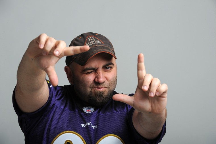 Duff Goldman: Pastry chef/television personality. As executive chef for Charm City Cakes, Goldman is the Ace behind the Food Network reality show Ace of Cakes. He attended college at UMBC. (Gene Sweeney Jr./Baltimore Sun)