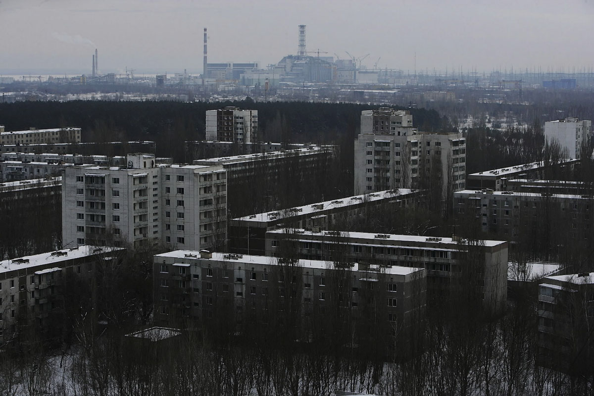 the events surrounding the chernobyl disaster It is said that after the chernobyl nuclear disaster of  plant and in the surrounding areas were  and conclusions based on how the disaster events.