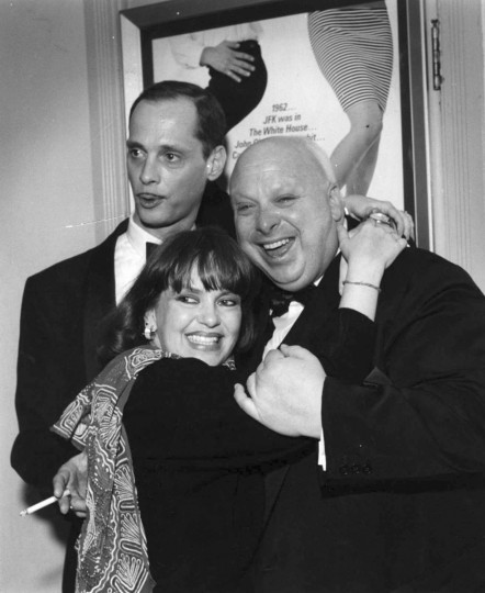 "John Waters, Pat Moran and Divine: Film industry. Pat Moran is a popular casting director who worked on many of Waters' films. Glen Milstead, known as Divine, was a childhood friend of Waters, who appeared in many of his films. Divine was described by People magazine as the ""Drag Queen of the Century."" All three called Baltimore their home. (Amy Davis/Baltimore Sun)"