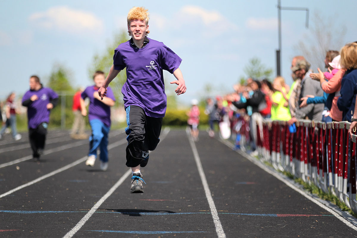 Special Olympics: Carroll County Spring Games