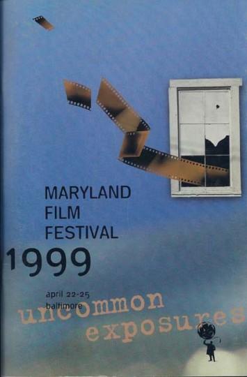 1999 Maryland Film Festival (Designed by MGH)