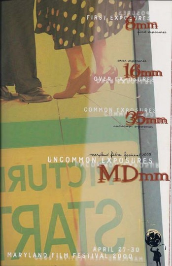 2000 Maryland Film Festival (Designed by MGH)