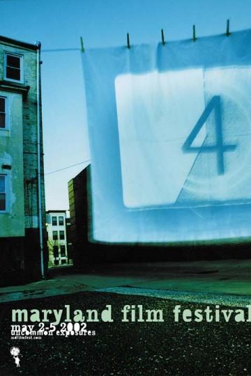 2002 Maryland Film Festival (Designed by MGH)