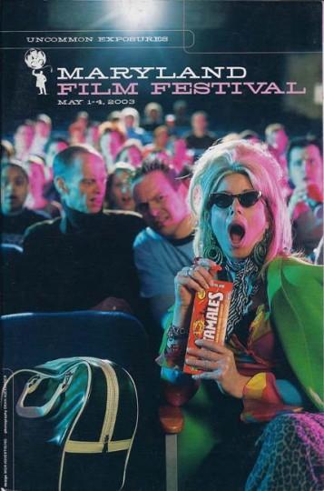 2003 Maryland Film Festival (Designed by MGH)