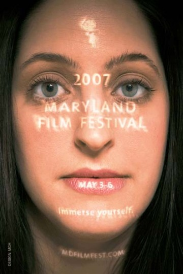 2007 Maryland Film Festival (Designed by MGH)