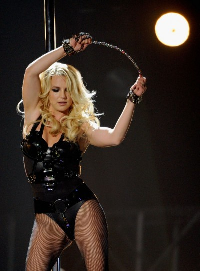 As one of the most iconnic women of the early 21st century, Britney Spears' marriages, breakdowns and motherhood have all contributed to her stalker-azzi appeal by an ever captivated public. Pictured: Spears performs onstage during the Billboard Music Awards at the MGM Grand Garden Arena on May 22, 2011 in Las Vegas, Nevada. (Ethan Miller/Getty Images for ABC)