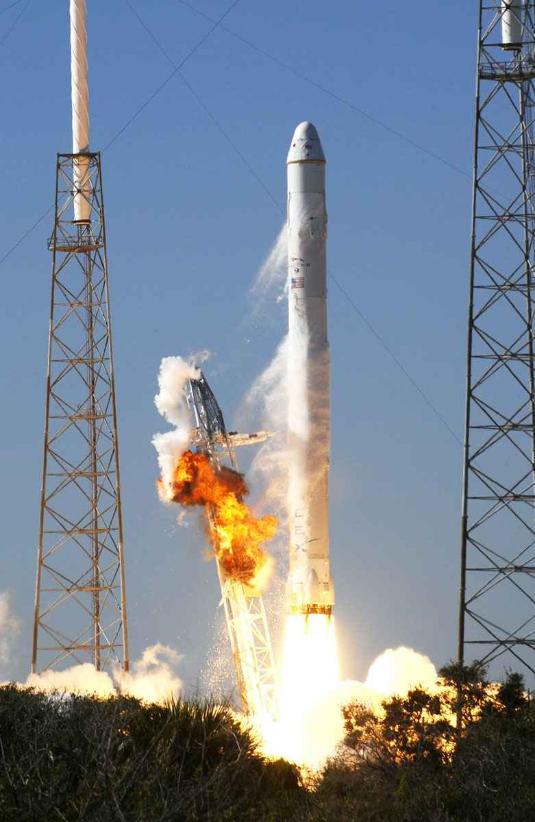 spacex rocket falcon - photo #35