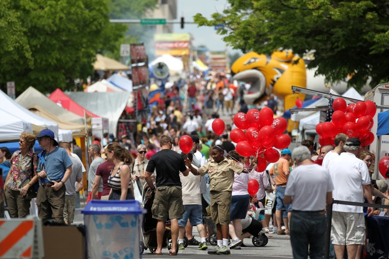 Towsontown Spring Festival