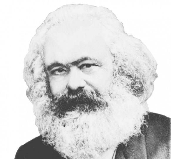 "Karl Marx, ""Father of socialism:"" – ""The Communist Manifesto,"" coauthored by Karl Marx (pictured) and Frederick Engels, is consided to be the Bible of the old Soviet Union. (AP Photo/file)"