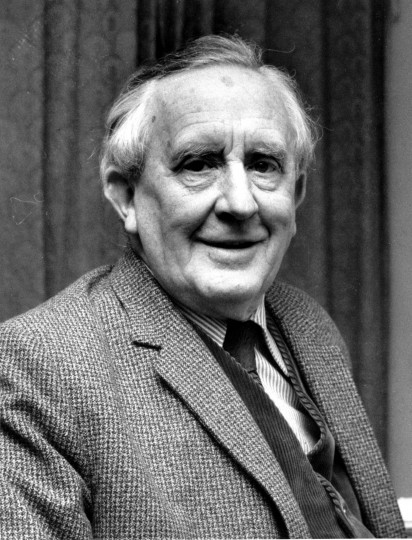 "J.R.R. Tolkien, ""Father of modern fantasy literature"" – The beloved author is considered by some as the ""father of modern fantasy literature"" with works like ""The Lord of the Rings"" and ""The Hobbit"" which have been reintroduced to audiences through film. This is a 1967 photo of author J.R.R. Tolkien, whose previously unfinished and unpublished, ""The Children of Hurin,"" was published April 17, 2007. (AP Photo)"