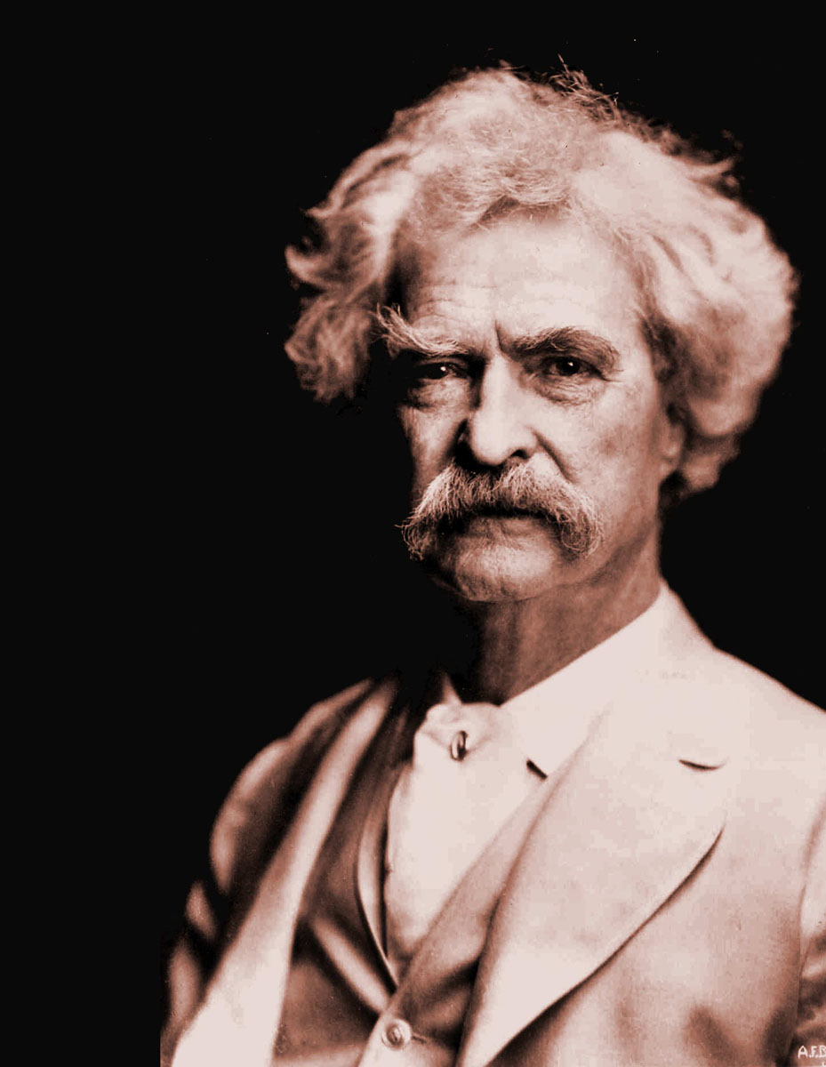 "Mark Twain, ""Father of American literature"" – American ..."