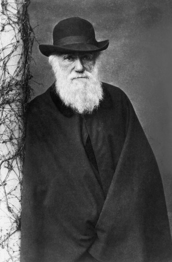 "Charles Darwin, ""Father of evolution"" – The great naturalist is considered the ""Father of Evolution"" for his theories on evolution and natural selection, which were popularized works including ""On the Origin of Species"" and ""The Zoology of the Voyage of H.M.S. Beagle."" Photo circa 1854. (File)"