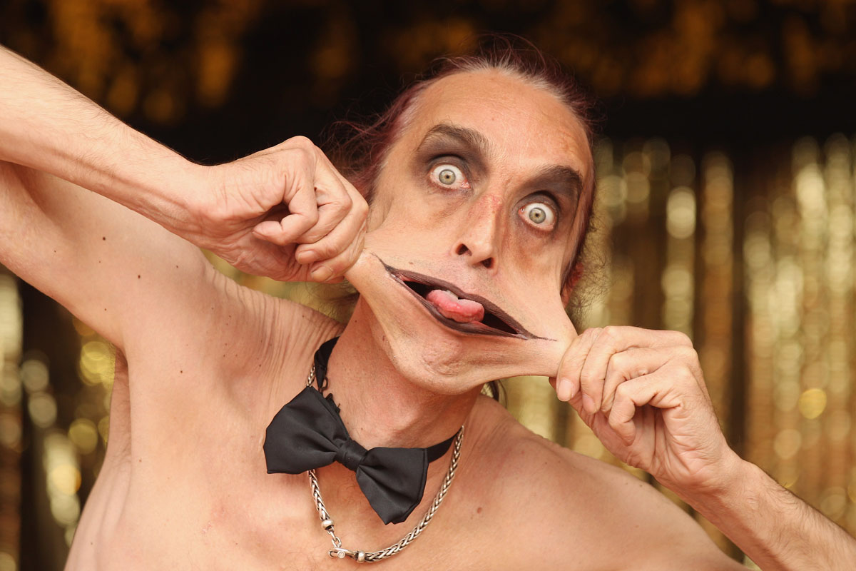 Strange family and friends descend on the Summer Olympics