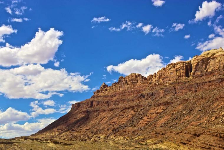 Utah Ridgeline. (Credit: Joe Sterne)