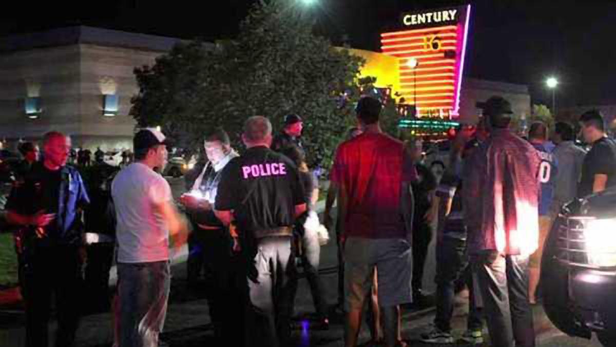 Colorado shootings The Dark Knight Rises