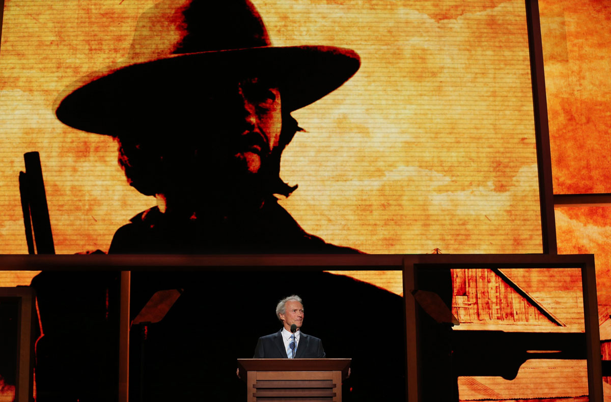 Romney stresses jobs, Eastwood sees an empty chair and Obama concedes the night on Day 4 of the Republican National Convention