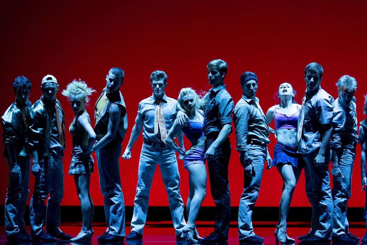 'West Side Story' takes Maryland dancers on a European adventure