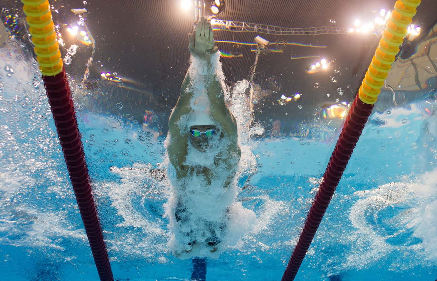 underwater photography at the 2012 london olympics