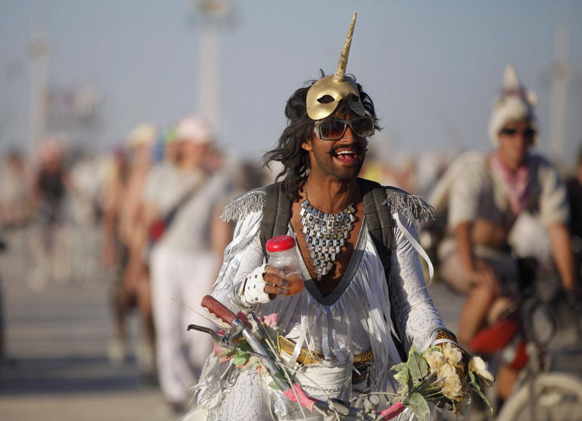 Burning Man 2012 Fertility 2 0 Arts And Music Festival