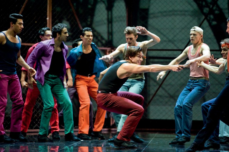 A scene from 'West Side Story' (Nilz Böhme/BB Promotion)