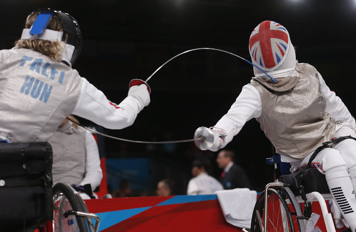 The London 2012 Paralympic Games Inspires The World With A