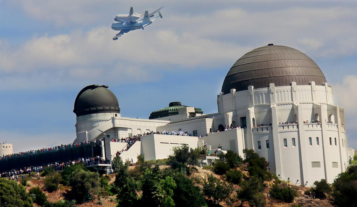 los angeles observatorium