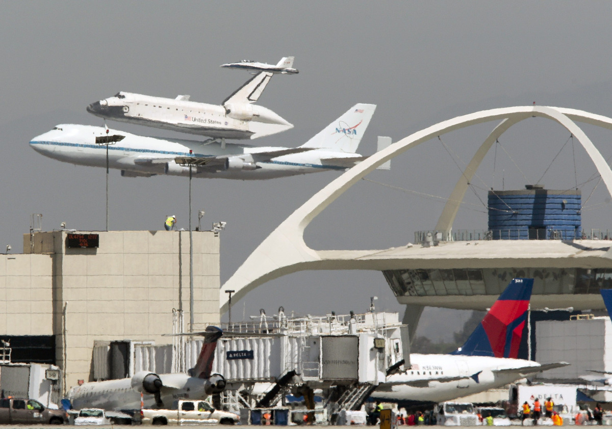 space shuttle location now - photo #3