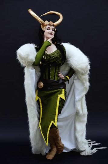 Loki -- Scarlett Rikizu of Ellicot City. (Credit: J.M. Giordano)