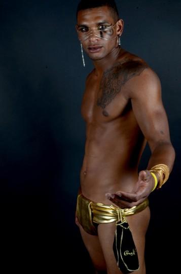 Xerxes -- Derek Ivey, 20, of Washington D.C. (Credit: J.M. Giordano)