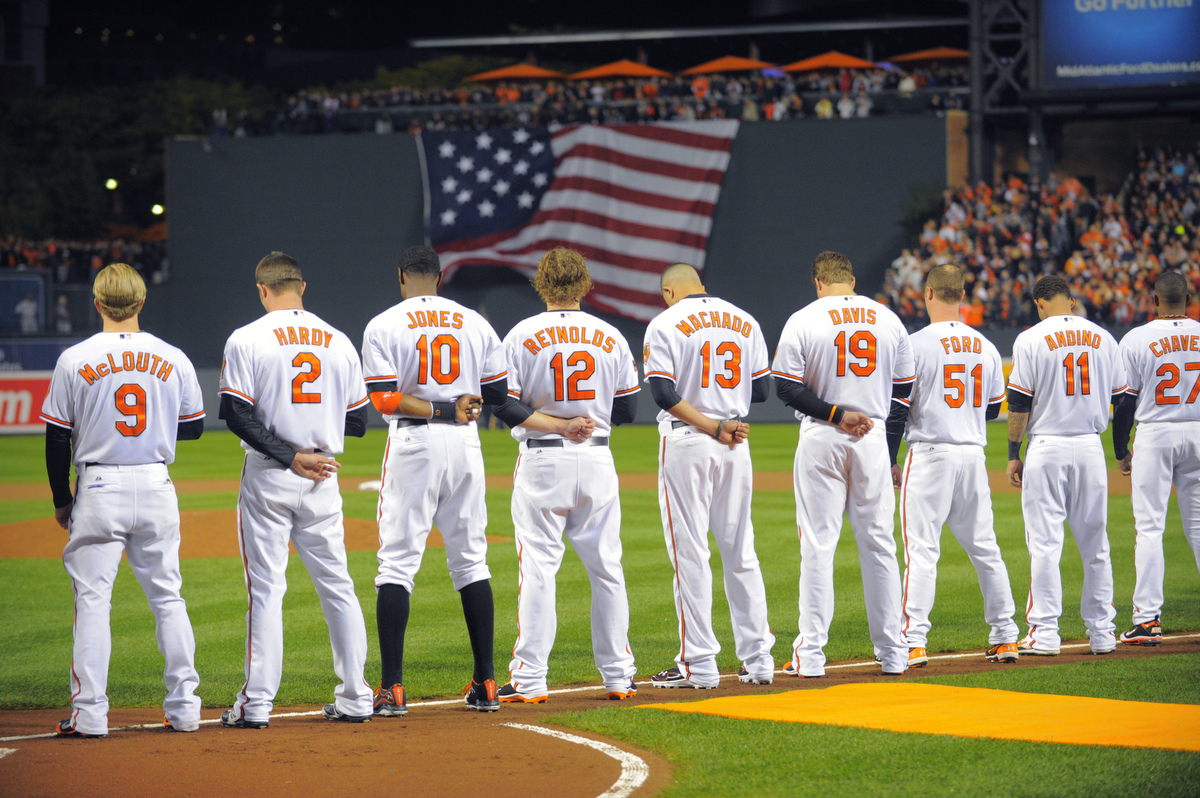 Rough Cut A Raw Edit Of The Baltimore Orioles And The New