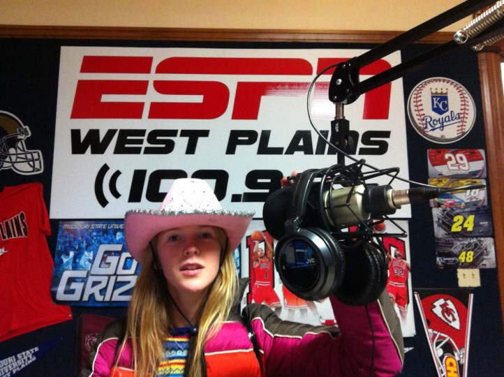 ESPN with Larry : West Plains, Missouri (Courtesy of Freak Flag America)