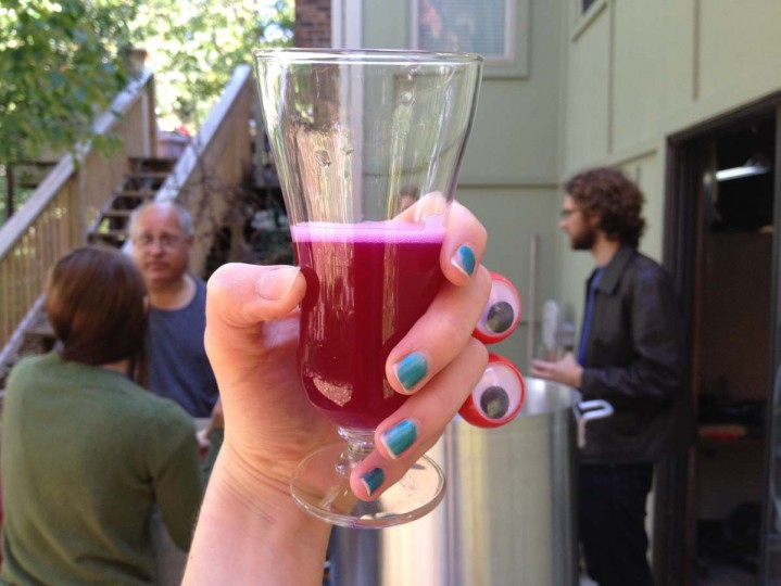 Beet Beer : Leawood, Kansas (Courtesy of Freak Flag America)