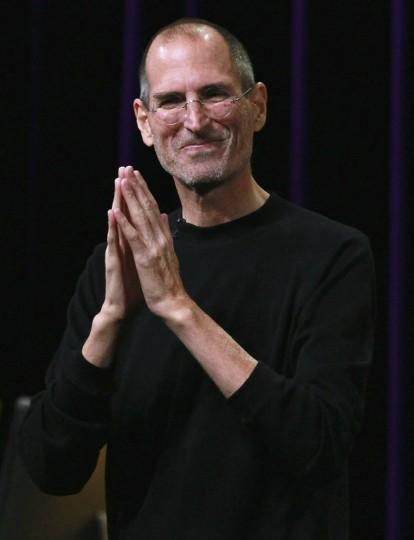 September 1, 2010: Apple CEO Steve Jobs speaks at an Apple Special Event at the Yerba Buena Center for the Arts in San Francisco, California. Steve Jobs announced on January 17, 2011 that the Apple board has granted him a medical leave of absence. (Justin Sullivan/Getty Images)