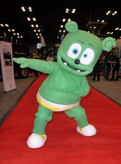 A Comic Con attendee poses during the 2012 New York Comic Con at the Javits Center in New York City. (Daniel Zuchnik/Getty Images)