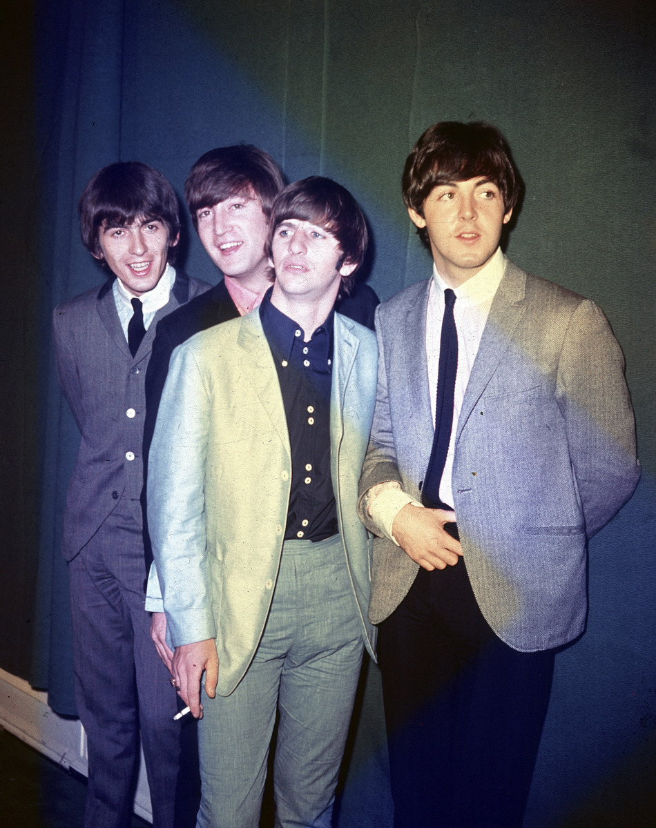 The Beatles First Single Love Me Do Turns 50