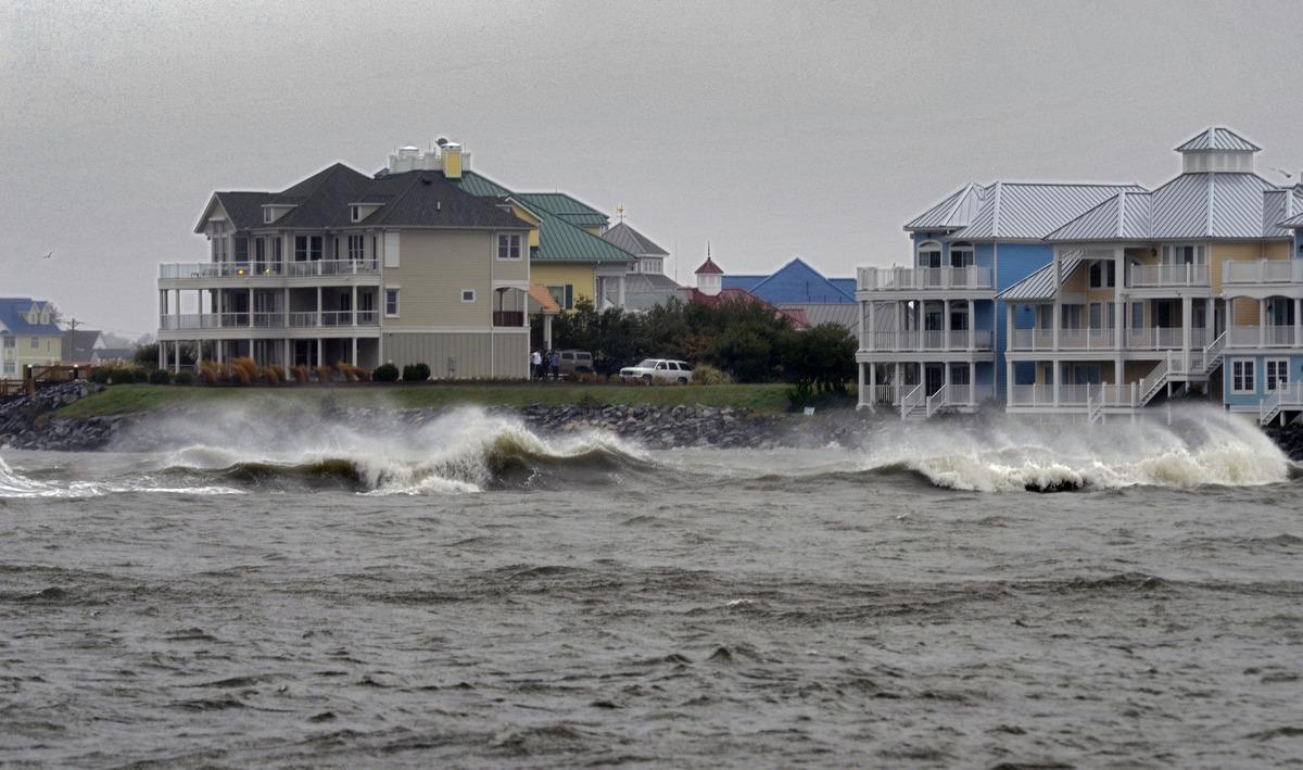 Ocean City Maryland In October