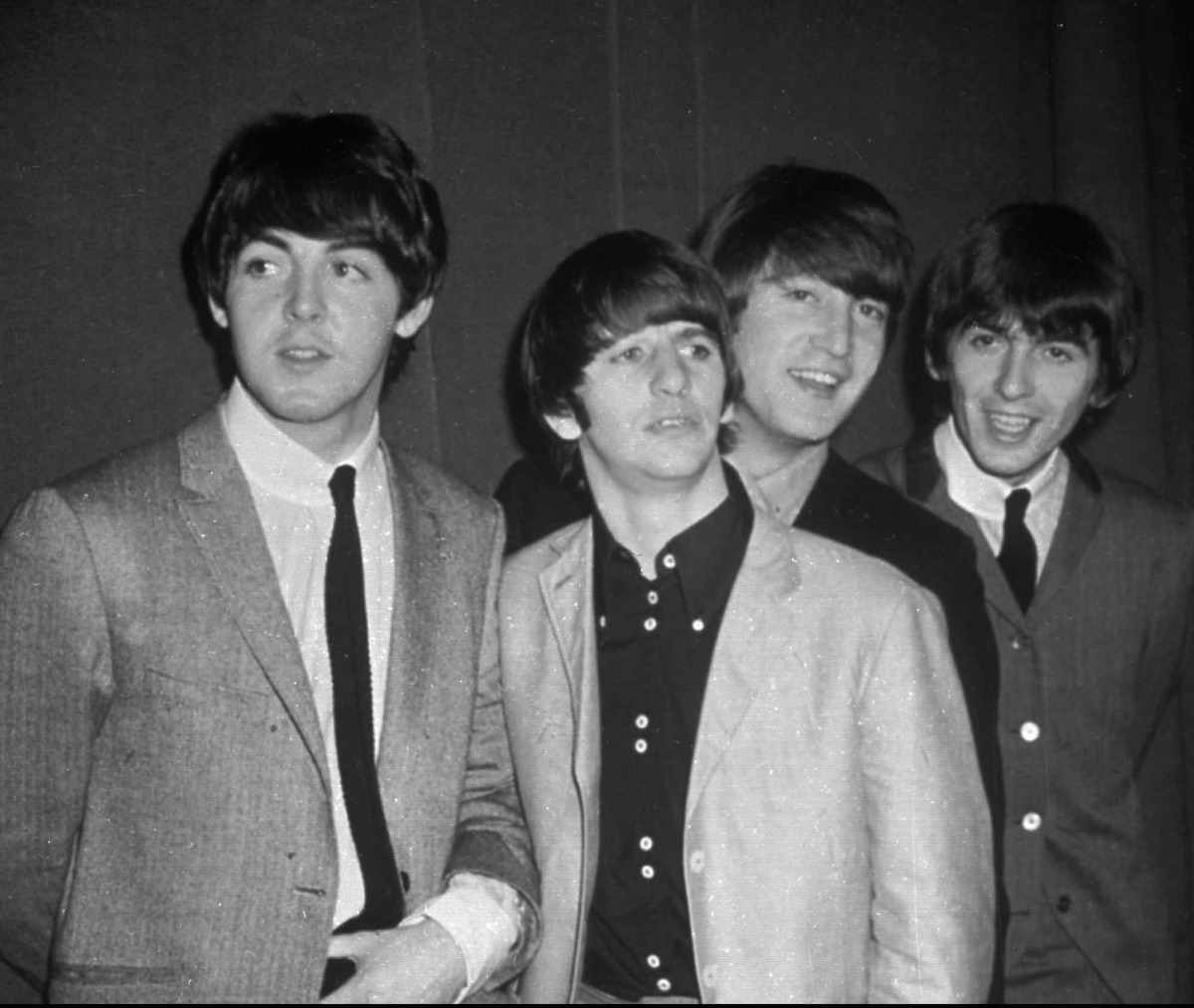 "The Beatles first single, ""Love Me Do,"" turns 50"