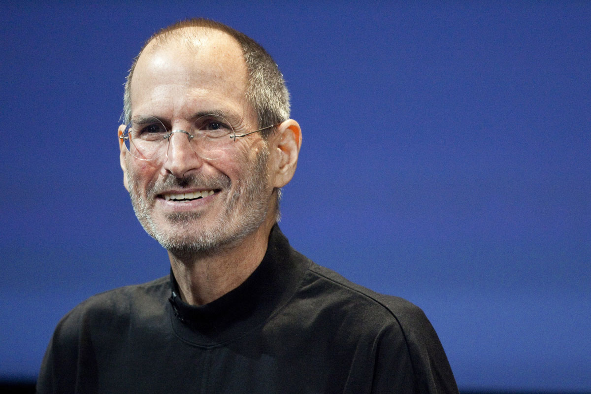 apple ceo steve jobs talks about the apple iphone