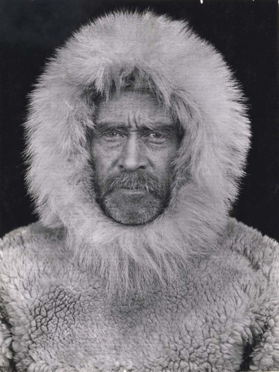 Here is a portrait of Robert E. Peary (1856-1920) in Cape Sheridan, Canada taken by an unknown photographer. The photo along with other images and art works is from the archives of the National Geographic Society and are expected to fetch more than $3 million when they are sold for the first time at auction in December, Christie's said on October 22, 2012. (Christie's Images Limited via Reuters)