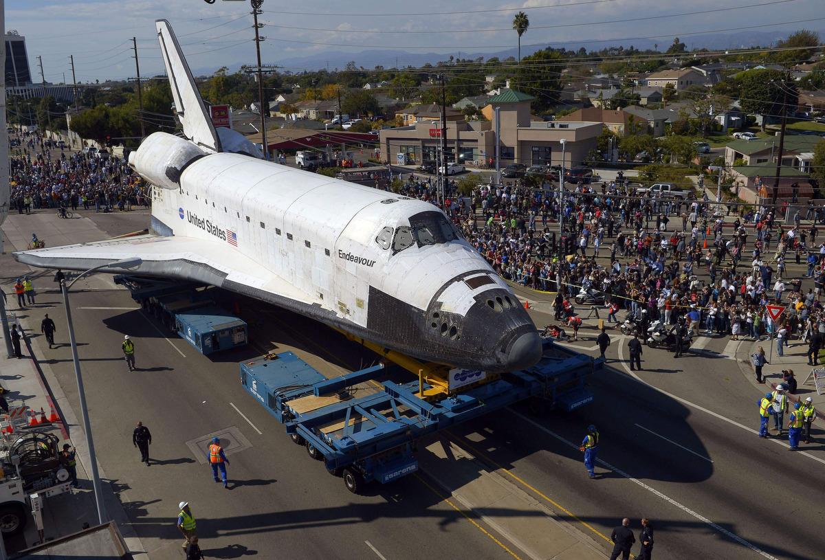 space ship endeavor - photo #17