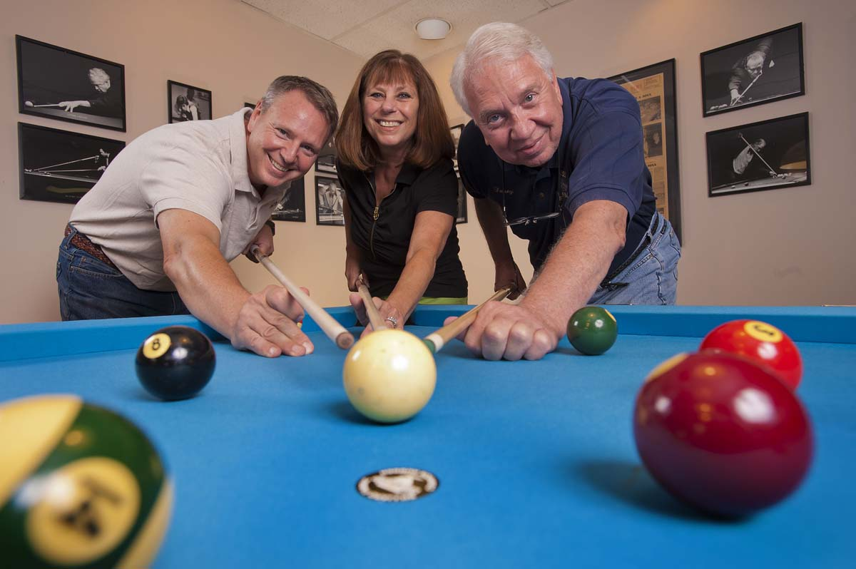 Joss Pool Cues A Labor Of Love - Pool table stores in maryland
