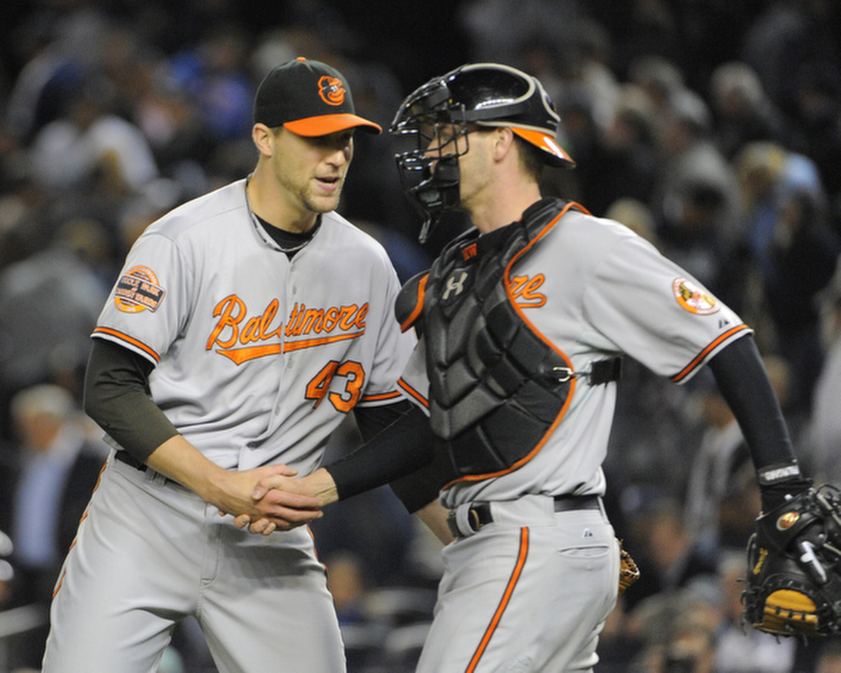 Rough Cut: A raw edit of the Baltimore Orioles 2-1 win over the New York Yankees in game four of the American League Division Series