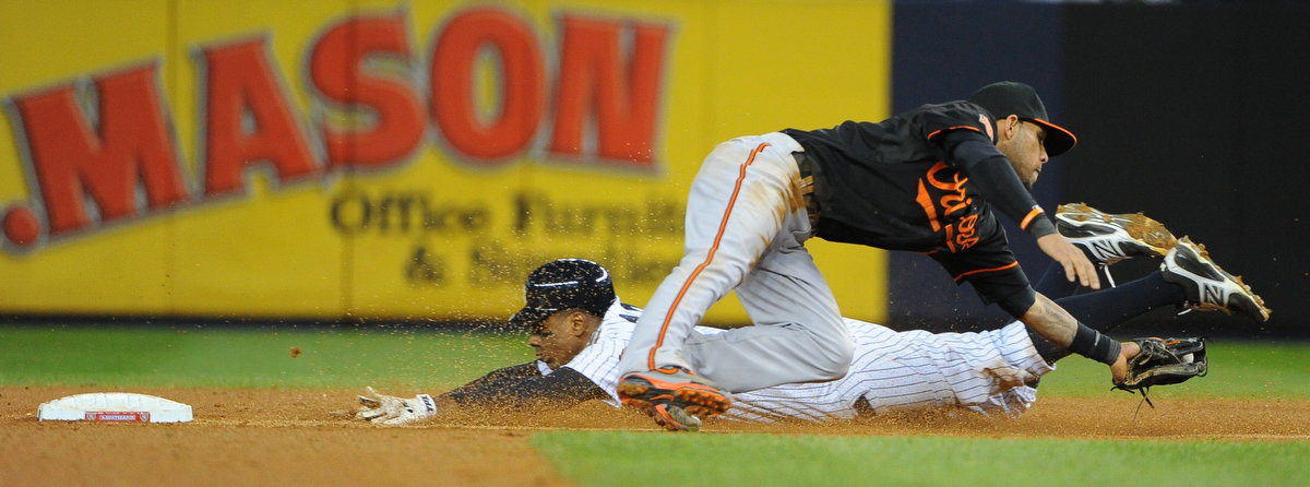 Rough Cut: A raw edit of the Baltimore Orioles 3-1 loss to the New York Yankees in game five of the American League Division Series