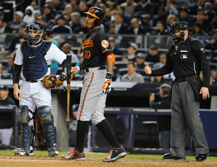 Rough Cut: Orioles Yankees - Game 5