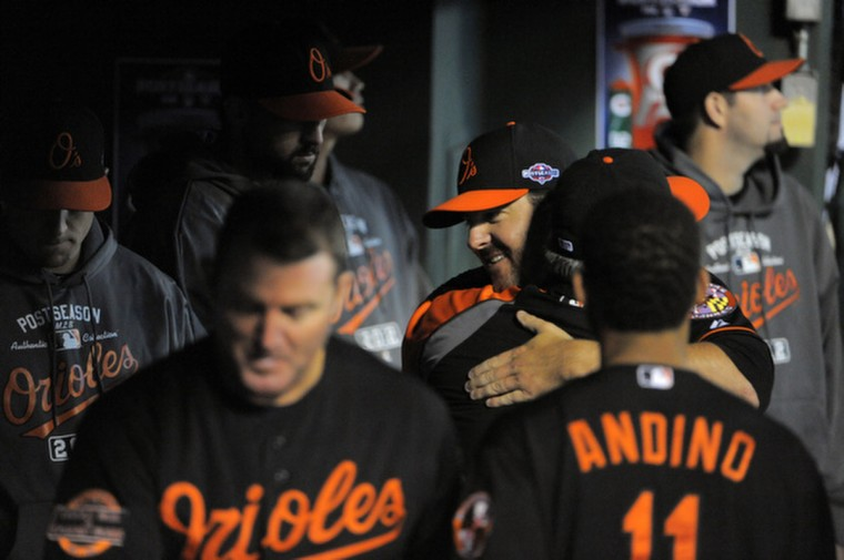 rough cut - Orioles/Rangers